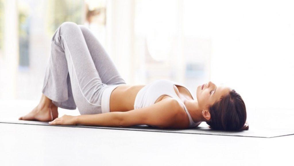 ginnastica posturale schiena