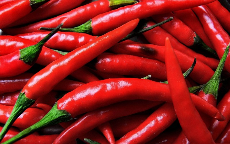 peperoncino proprietà e benefici