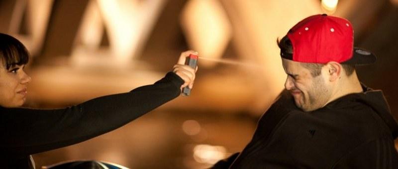 spray al peperoncino per difesa legittima